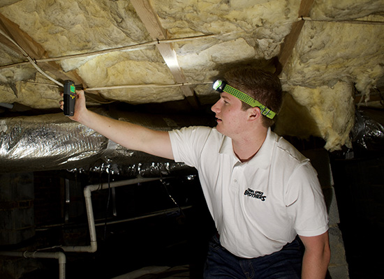 FREE Crawl Space Inspections