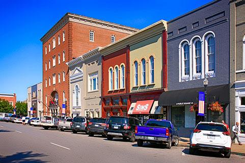 Murfreesboro TN Service Area
