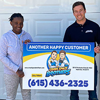 Free Estimate - Crawl Space Brothers Nashville TN | Happy Customer: Octavia Curry - 1407 RT Johnson Dr, Murfreesboro TN, 37129
