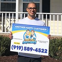 Omar Gonzalez - Happy Customer