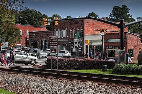 Waxhaw NC Service Area
