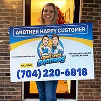 Clover SC Happy Customer - Jessica Jordan - 2998 Greenleaf Dr, Clover, SC 29710
